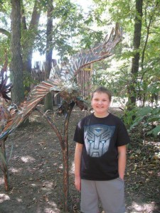 Son by Awesome Metal Sculpture