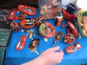 Vintage Halloween Noisemakers