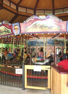 Erie Zoo Carousel