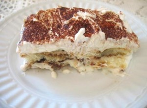 Cooking Light's Tiramisu Recipe